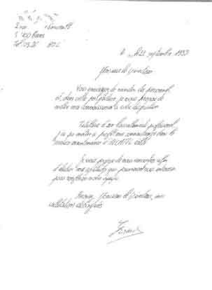 écriture lettre de motivation LA GRAPHOLOGIE écriture lettre de motivation